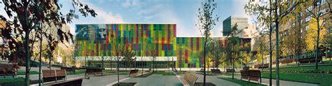 Contemporary House Floor Plans Architecture And Urban Integration Palais Des Congr 232 S De