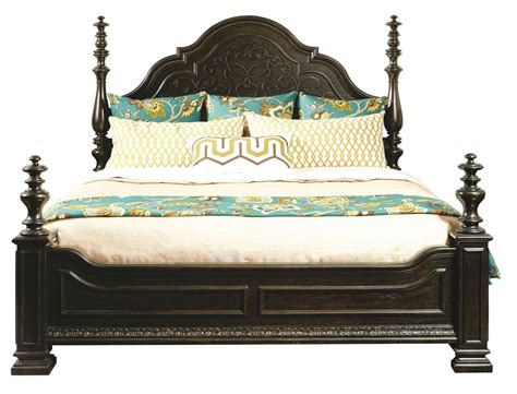 black poster bed monarch black king poster bed 8794 270 271 400 pulaski