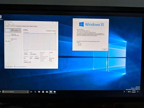 install windows 10 raspberry pi 3 here s a proper install of windows 10 running on a