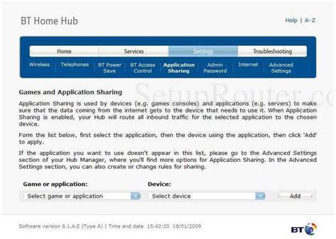 Bt Home Address Finder Bt Bt Home Hub V2 Screenshot And Application