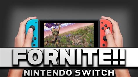 fortnite switch fortnite nintendo switch why it s going to happen