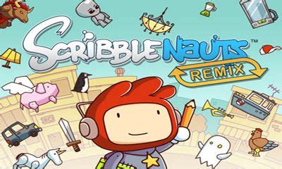 scribblenauts remix apk free scribblenauts remix android apk ᐈ scribblenauts remix free for tablet and phone