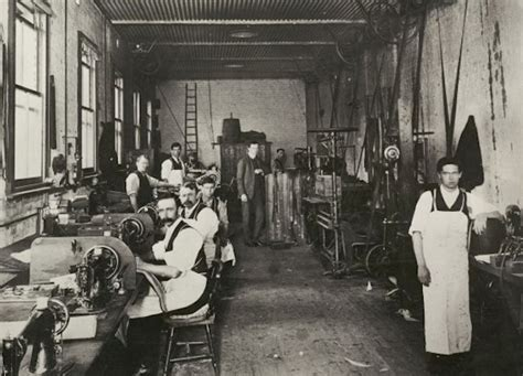 The Upholstery Shop Photo Auto Upholstery In The Early 1900s Pt 2