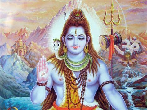 wallpaper for desktop of lord shiva god backgrounds