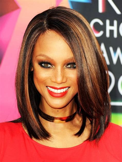 Shoulder Length Black Hairstyles by 20 Black Hairstyles For To Look Impressive