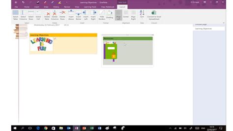 onenote templates how to create your own templates in onenote