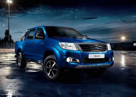 Toyota Hilux 2014 2014 Toyota Hilux Invincible Specs Pictures