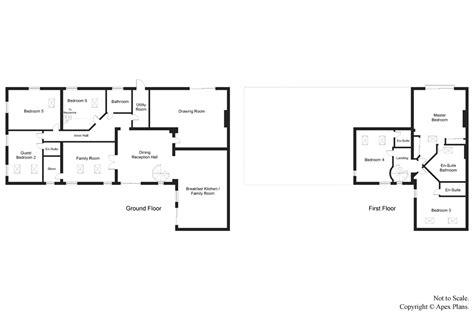 exle of a floor plan apex plans exles professional property floor plans