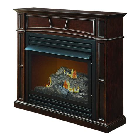 shop pleasant hearth 45 88 in dual burner vent free