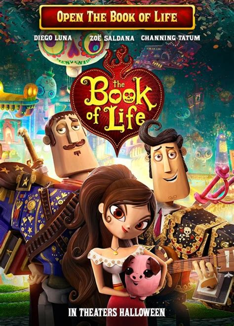 the book of life 2014 synopsis review the book of life 2014 hannah reads books