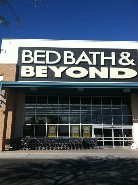 bed bath and beyond online return policy bed bath beyond department stores 1212 s castle dome