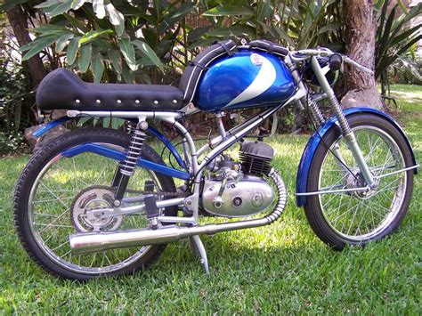 109 Best Classic 50 S Motorcycles Images On Pinterest
