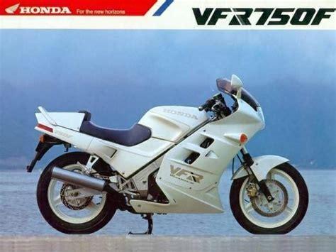 Honda Vfr 750 Rc24 Aufkleber by Honda Vfr750f Rc24