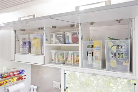 organise your caravan organisation station