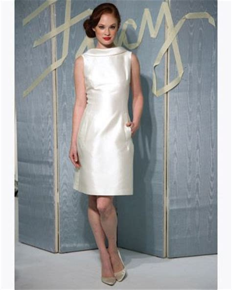 Jackie O Style Wedding Dresses by The World S Catalog Of Ideas