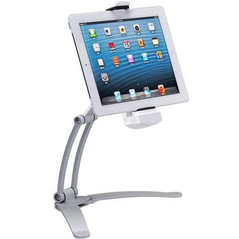 ipad air cabinet mount cotytech uws 4 ipad and tablet 3 in 1 mount and desk stand