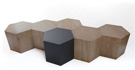 modular geometric hive table modern furniture san