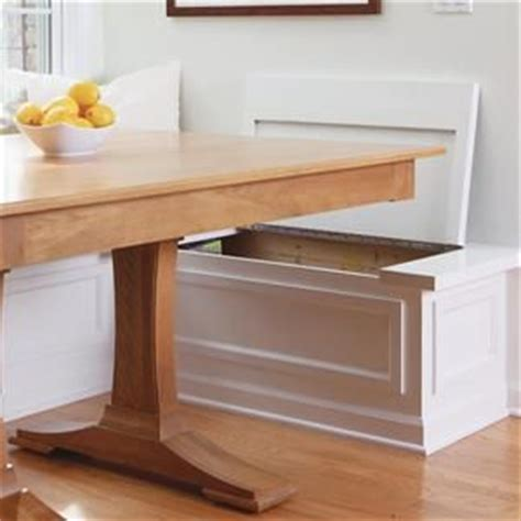 breakfast bench with storage built in storage bench breakfast nook