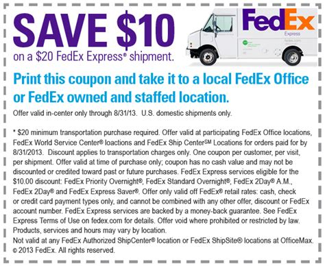 Fedex Office Coupon Code by Fedex Kinkos Coupon Code Gordmans Coupon Code