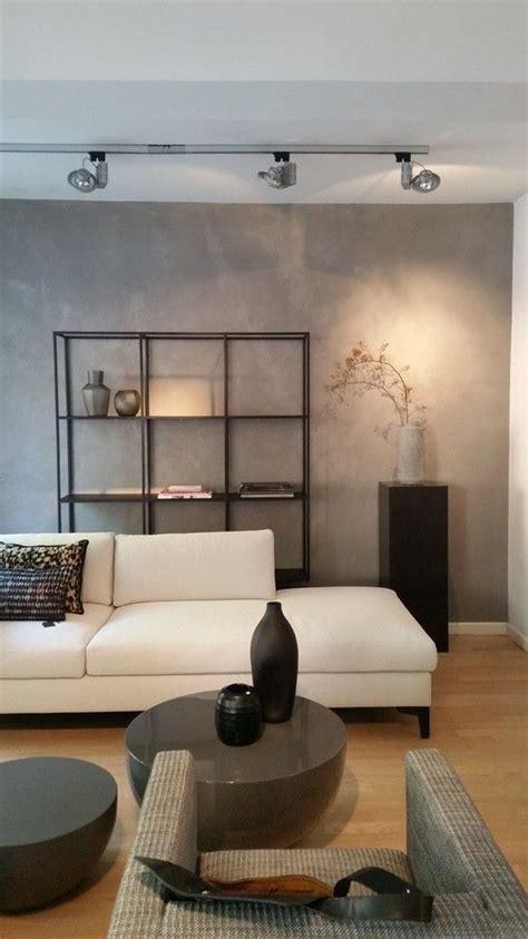 schlafzimmer wohnzimmer gleichzeitig die 25 besten ideen zu betonoptik wand auf