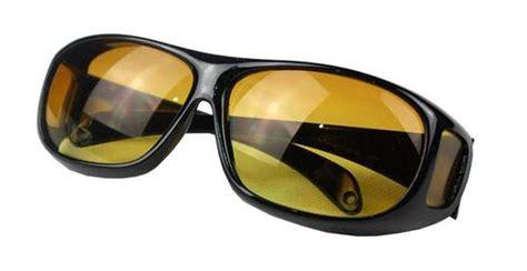 Kacamata Hd Vision Kacamata Anti Silau Isi 1 Pcs Kuning kacamata anti silau kacamata uv mata sehat bebas