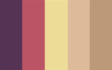 cute color schemes oh this is cute on tumblr