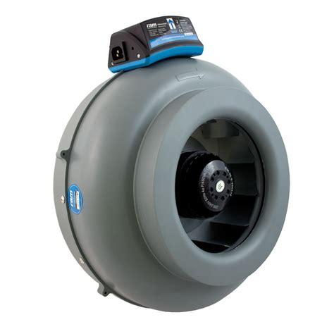 inline duct fan ram inline duct fan 250mm 10 1088 m 3