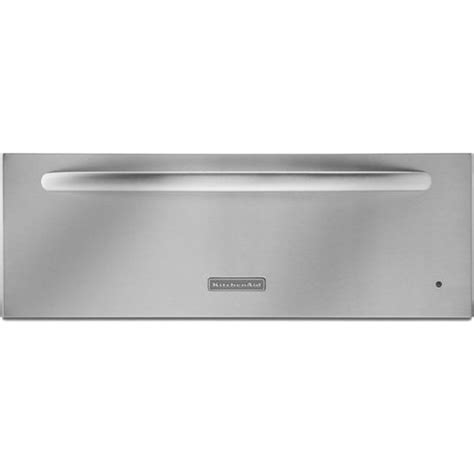 Warming Drawer Temperature by Kitchenaid Kews175sss 27 Quot Warming Drawer With Automatic