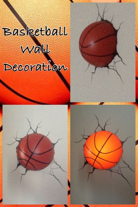 Basketball Decor by Basketball Wall Decoration Basketball Bedroom Ideas