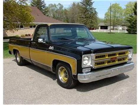 1975 gmc quot gentleman jim quot 1500 1975 gmc 1500 for sale in