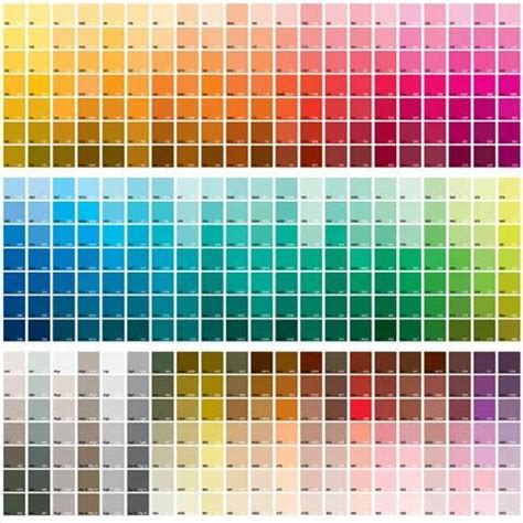 textile and wallpaper sles colour chart digital calendar surfacepatternprint