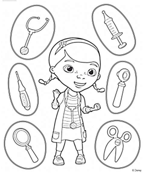 nurse tools coloring page quot desenhos para colorir e imprimir quot desenhos para