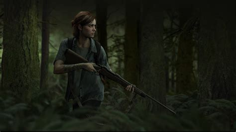 The Last 2 the last of us part 2 ellie wallpaper ps4wallpapers
