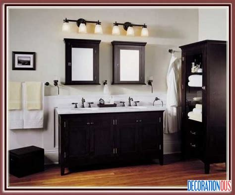 Bathroom Vanity Outlet Stores Put The Bathroom Lighting Fixtures Mirror For Your Bathroom Http Www Decorationous