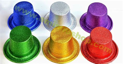 Bando Kuping Glitter topi glitter aksesorisphotobooth