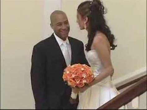 first meet on wedding day unobtrusive documentary style