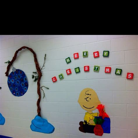 charlie brown christmas crafts for school pinterest