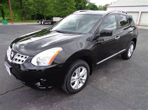nissan rogue mpg 2013 2013 nissan rogue awd sv 4dr crossover in harrisonville mo