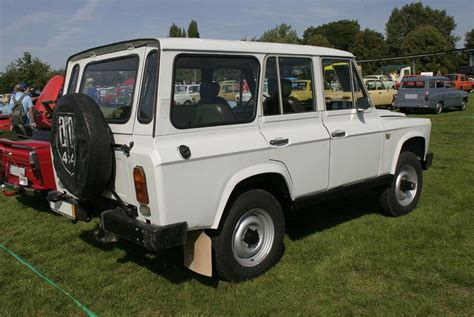 Jeep Bj2020 by Aro 244d 1981 Jeeps Land Rovers Road Suv Atv Etc