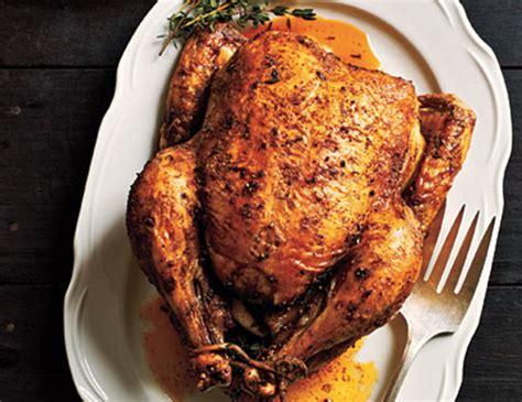 roasted whole chicken classic roast chicken recipe myrecipes