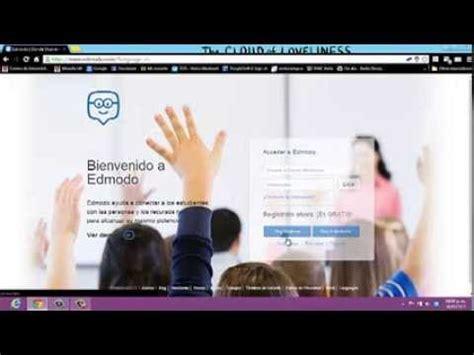 tutorial para registrarse en edmodo tutorial de edmodo espa 241 ol youtube