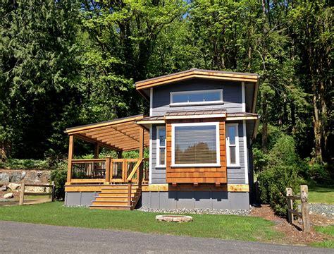 West Coast Cottages by Wildwood Lakefront Cottages Park Models West Coast Homes