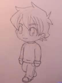 how to draw a chibi boy step by step chibis draw chibi