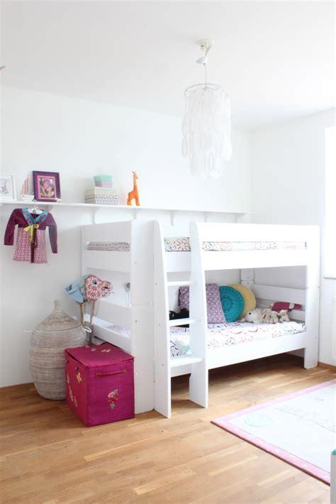 little girl bunk beds my scandinavian home my home little girls room