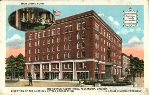 Alexandria Virginia Judiciary Search The George Hotel Alexandria Va
