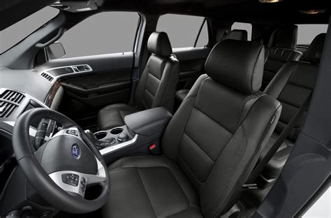 Ford Explorer 2011 Interior by 2011 Ford Explorer Price Photos Reviews Features