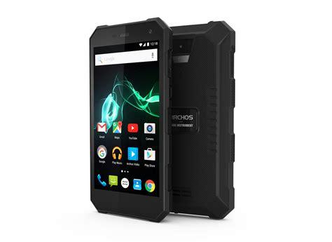 Gorilla by Archos 50 Saphir Smartphones Description