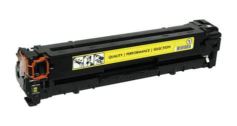 Catridge Compatible Hpcp1215 Yellow Cb 542 compatible hp cb542a 125a yellow toner cartridge