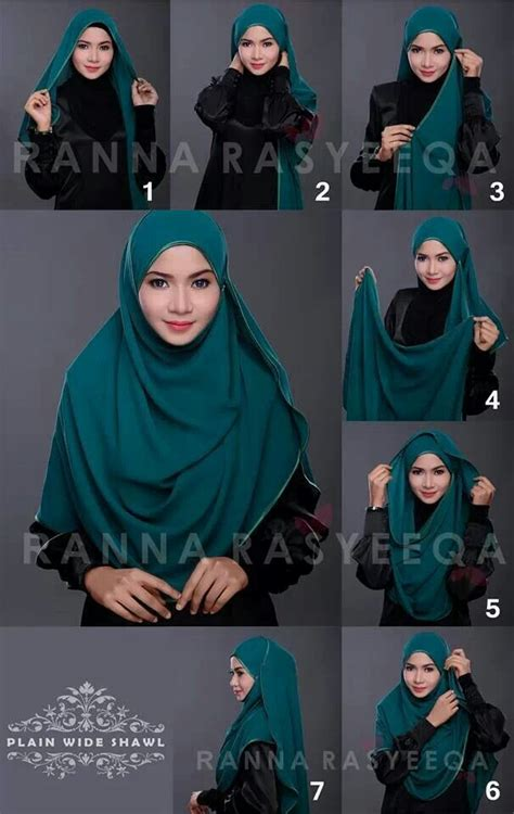tutorial wide pashmina 135 best images about hijab shawl styles remember to
