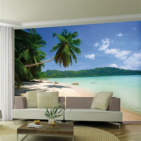 Komar Photo Wall 4522 Forest Photo Murals Wallpaper Wallart large wallpaper feature wall murals landscapes
